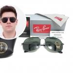 แว่นกันแดด Rayban RB 3561 General 004 57-17 145 3N <กันเมทัล>