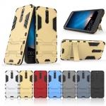 (538-011)เคสมือถือ Case Huawei Nova 2i/Mate10Lite เคสขอบนิ่มกรอบพลาสติกขาตั้งสไตล์ Iron Man