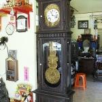นาฬิกาปารีสกระจังหน้าตัด