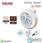 Beurer AS50 ACTIVITY SENSOR นาฬิกานับก้าว คำนวณแคลอรี่ การเคลื่อนไหว และการนอนหลับ