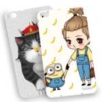 (616-029)เคสมือถือ Case Huawei MediaPad X2 เคสนิ่มลายการ์ตูนน่ารักๆ