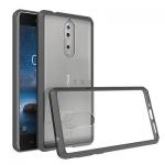 (002-219)เคสมือถือ Nokia 8 เคสพลาสติกอะคริลิคใส