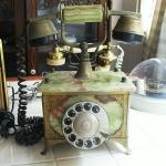 โทรศัพท์อิตาลี่หินอ่อน รหัส29356tt