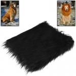 วิกผม แผงคอสิงโต สำหรับสุนัข (Black)
