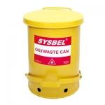 ถังทิ้งขยะเคมี / น้ำมัน ขนาด 14 Gal ( Oil Waste Can )