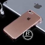 (พร้อมส่ง)เคสมือถือไอโฟน Case iPhone 7 Plus เคสนิ่มใสบางเบาพื้นหลังกันรอยนิ้วมือ