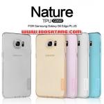 (385-083)เคสมือถือซัมซุง Case Samsung S6 edge plus เคสนิ่มพรีเมี่ยมแบรนด์ Nillkin