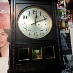 นาฬิกา2ลานjunghans หน้ายักษ์ รหัส27457wc3