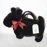 กระเป๋าตุ๊กตาหมา Doggie Bag - Scottie