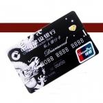 (429-001)USB ID Card Holder พลาสติกกันน้ำขนาดความจุ 16G UT036