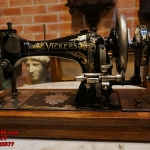 จักรมือหมุน Vickers Sewing Machines ปี1900-1950 รหัส21060vc