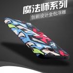 (482-011)เคสมือถือซัมซุง Case Samsung A9 Pro เคสนิ่ม 360 องศา กราฟฟิค 3D