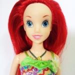 ตุ๊กตาเจ้าหญิงเอเรียล Princess Ariel ร้องเพลงได้