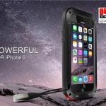 (353-013)เคสมือถือไอโฟน Case iPhone 6 เคสกันน้ำกันกระแทก LOVE MEI