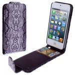Case เคส Snakeskin iPhone 5 (Purple)