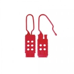 ตัวล็อคร่วม ไนลอน รุ่น H42-42 Safety Lockout HASP (Non-Conductive)