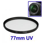 77mm UV Filter
