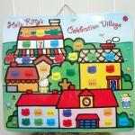Hello's Kitty Celebration Village