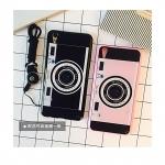 (178-001)เคสมือถือ Case OPPO F1 Plus (R9) เคสอะคริลิคลายกล้องถ่ายรูปพร้อมสายห้อย