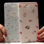 (440-022)เคสมือถือซัมซุง Case Samsung A9 เคสนิ่มพื้นหลังลายสวยๆน่ารักๆ