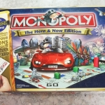 Monopoly The Here & Now Edition Monopoly