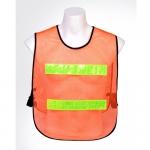 เสื้อสะท้อนแสงแบบสวมหัว ( Traffic Vest )