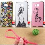(353-020)เคสมือถือซัมซุง Case Samsung Galaxy Alpha เคส SGP น่ารักๆ