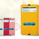 (604-003)เคสมือถือโซนี่ Sony Xperia Z เคสพลาสติกสไตล์ฝาพับกันรอยนิ้วมือเกาหลี