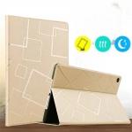 (436-313)เคสไอแพด iPad mini 4 เคสแฟชั่นสี่เหลี่ยมเรขาคณิต