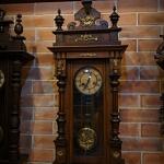นาฬิกา junghans 2ลานตู้หลุยส์ รหัส4860jh
