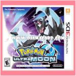 Pokémon Ultra Sun for Nintendo 3DS (US)