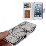 Case เคส Snakeskin iPhone 5 (White)