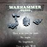 Space Marine Terminator Thunder Hamer + Storm Shield