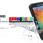 (353-001)เคสมือถือซัมซุงโน๊ต Note3 เคสกันน้ำกันกระแทก LOVE MEI