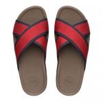 FitFlop Surfer Slide Red - US 10