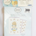 D.I.Y.Cross Stitch Kit-Tissue Bag-Precious Moments