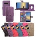 (436-295)เคสมือถือซัมซุง Case Samsung Galaxy Note8 เคสนิ่มสไตล์กระเป๋าสมุด