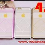 (027-389)เคสมือถือไอโฟน Case iPhone 6 เคสพลาสติกสไตล์ระบบสุริยะจักรวาล