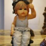 ตุ๊กตาเด็กน้อยเรซิ่นรหัส241157rd2