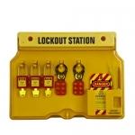 ชุดเก็บอุปกรณ์ 5-10 และ 10-20 ล็อค รุ่น S01-11 Lockout Station