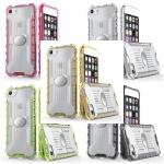 (002-205)เคสมือถือไอโฟน Case iPhone7 Plus/iPhone8 Plus เคสขอบนิ่มสไตล์กันกระแทกแบบใสแฟชั่น