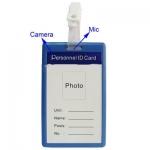 กล้องแอบถ่าย แบบ บัตรพนักงาน