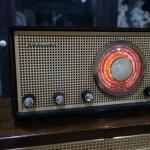 วิทยุหลอด Philips; Eindhoven: B1X67U ปี 1956 รหัส41259tr