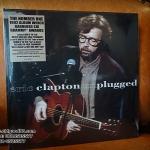 แผ่นเสียง eric clapton อัลบั้มunplugged รหัส171160er