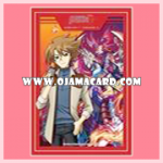 """[Pre-Order] G Legend Deck 2 : The Overlord blaze """"Toshiki Kai"""" (VGT-G-LD02) """"Full Option"""" ¬ Special Card Sleeve 55ct."""