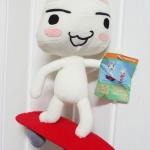 ตุ๊กตาแมว Toro เล่นสเกตบอร์ด ของ Namco