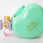 Polly Pocket : Midge's Bedtime Ring & Ring Case