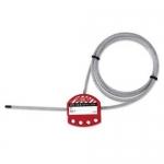 สายล็อคชนิดปรับได้ ขนาด 6 มม. รุ่น C11-21 Adjustable Cable Lockout