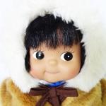 ตุ๊กตา Alaska Eskimo Girl