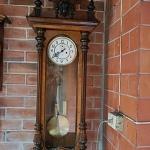นาฬิกาไหมซอgb2ถ่วง ตู้นอกรหัส13359wc